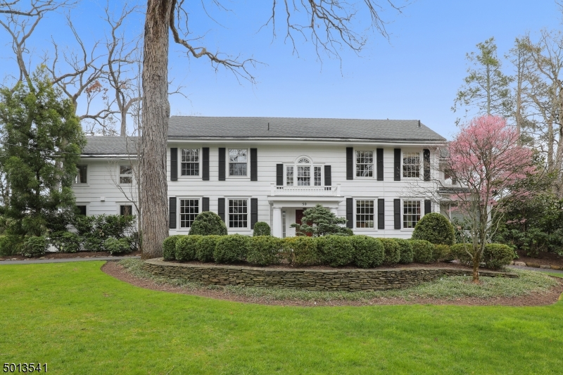 Photo of home for sale at 50 CONISTON RD, Millburn Twp. NJ