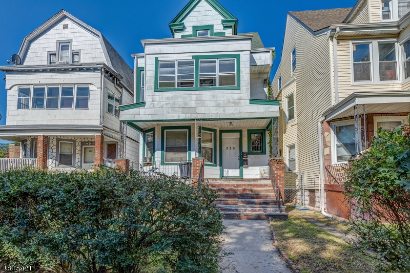 Photo of home for sale at 455 N GROVE ST, East Orange City NJ