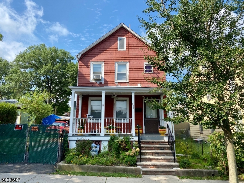 Photo of home for sale at 436 FRANKFORT ST, City Of Orange Twp. NJ