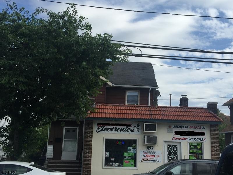 497 Clifton Ave Clifton City, NJ 07011 - MLS #: 3407169