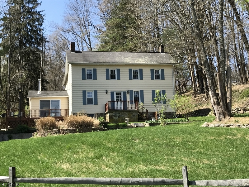 Photo of home for sale at 54 Camp Wasigan Rd, Frelinghuysen Twp. NJ