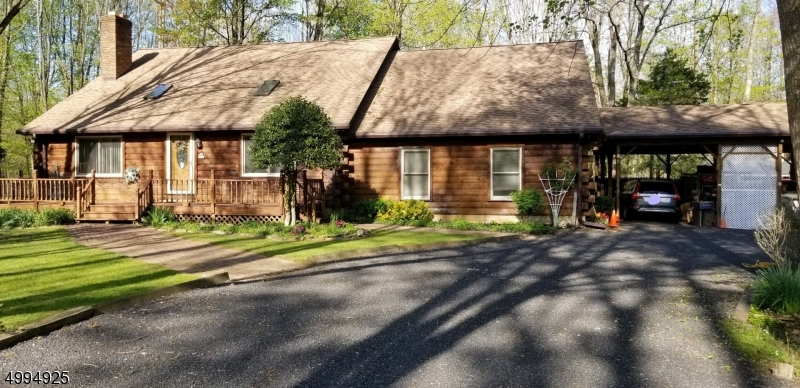 Photo of home for sale at 161 HOLLOW RD, Montgomery Twp. NJ