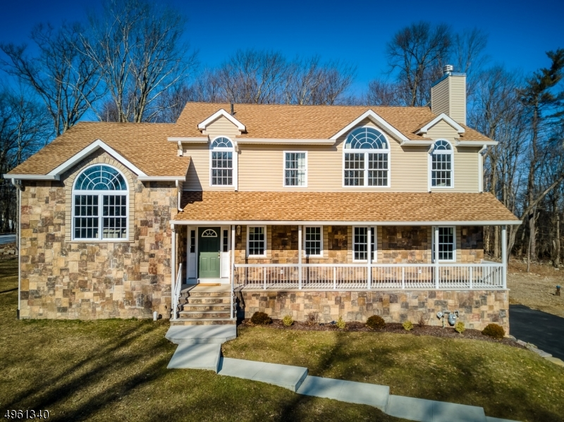 Photo of home for sale at 1 EAGLES NEST TER, West Milford Twp. NJ