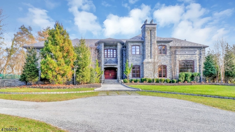 Photo of home for sale at 64 Stony Ridge Rd, Saddle River Boro NJ