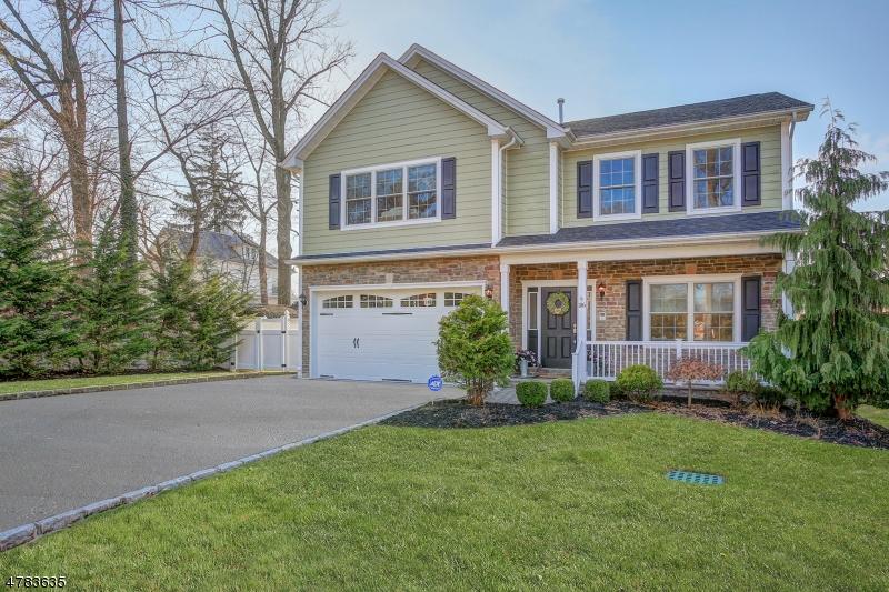 Property for sale at 106 Arlington Rd, Cranford Twp.,  NJ  07016