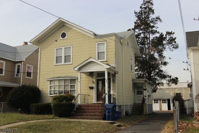 Photo of home for sale at 439 PARK ST, Hackensack City NJ