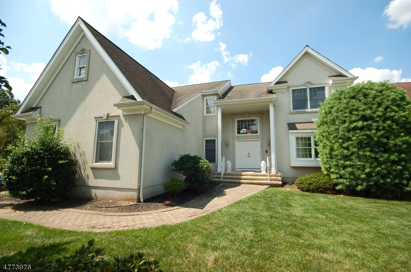 Photo of home for sale at 12 Morgan Way, Scotch Plains Twp. NJ