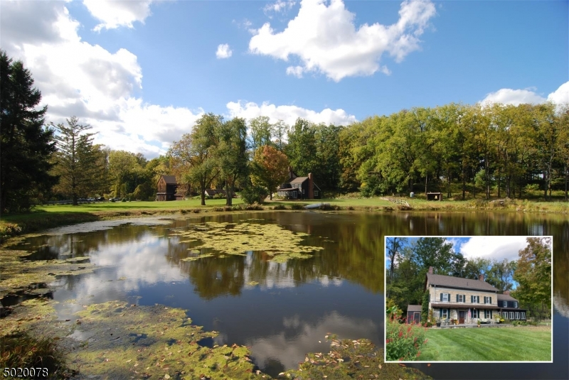 Photo of home for sale at 197 STATE PARK RD, Frelinghuysen Twp. NJ