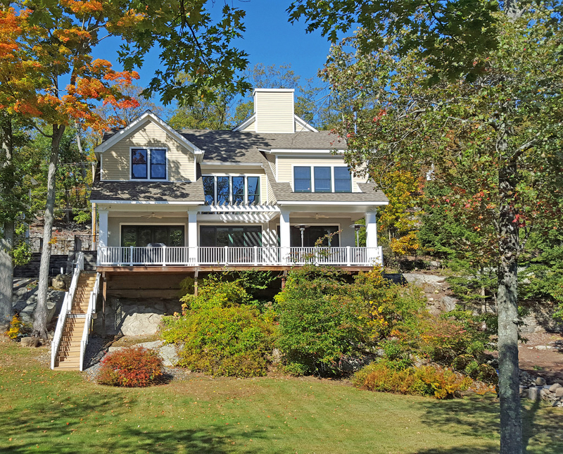 Photo of home for sale at 229 Squaw Trail, Hopatcong Boro NJ