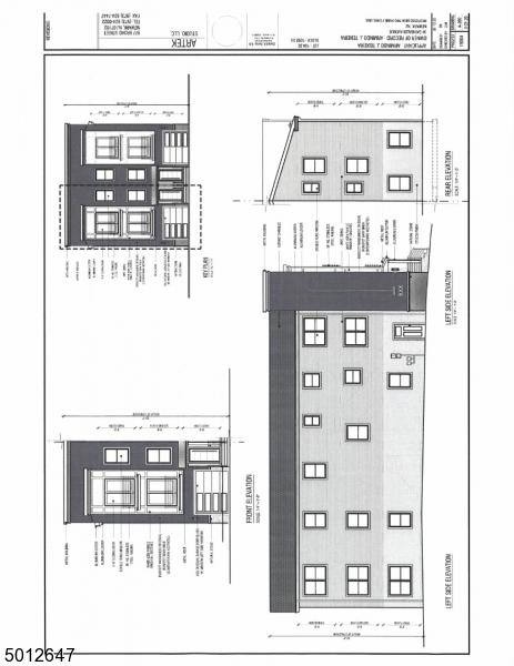 Photo of home for sale at 36 GARIBALDI AVE, Newark City NJ