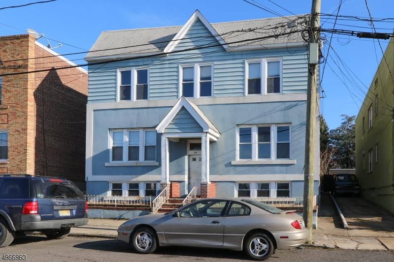 Photo of home for sale at 14 PERSHING PL, North Arlington Boro NJ