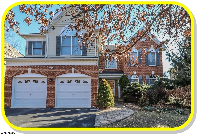 Photo of home for sale at 6 RARITAN PLACE, Bernards Twp. NJ