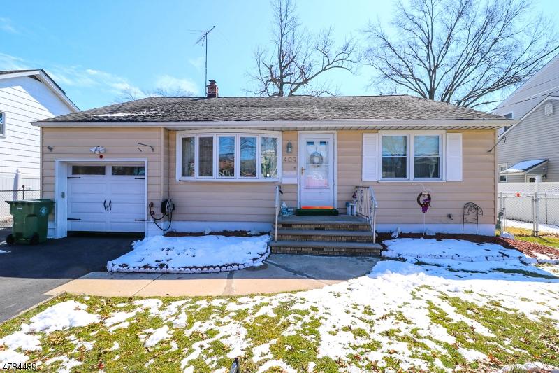 Property for sale at 409 Livingston Rd, Linden City,  NJ  07036
