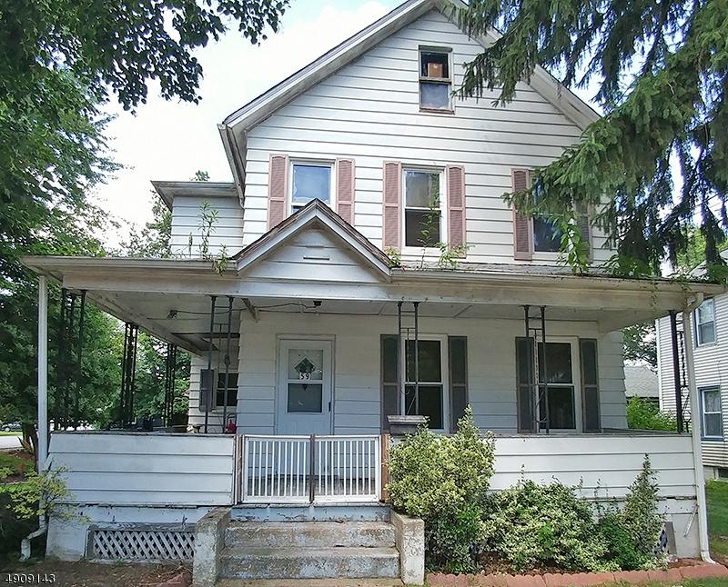 Photo of home for sale at 59 E DEWEY AVE, Wharton Boro NJ
