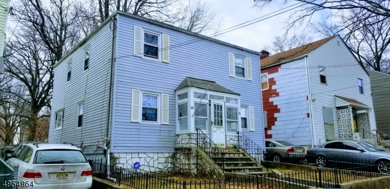 Photo of home for sale at 27 EVERGREEN AVE, Newark City NJ