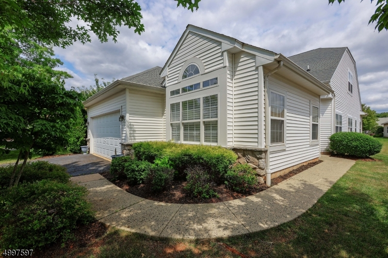 Photo of home for sale at 47 RENAISSANCE BLVD, Franklin Twp. NJ