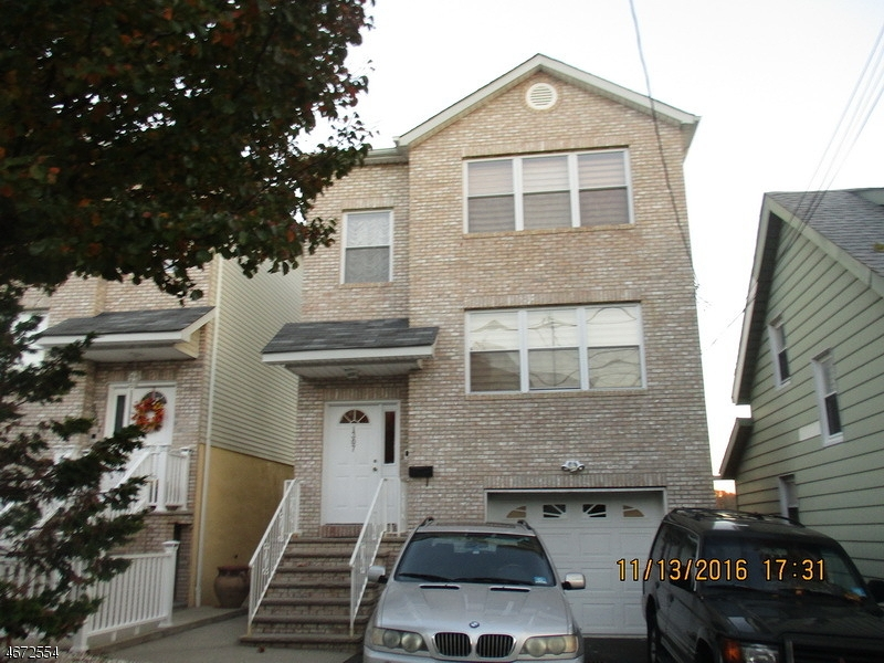 Photo of home for sale at 1307 Bright St, Hillside Twp. NJ