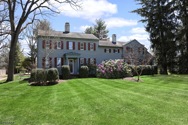 Photo of home for sale at 258 WERTSVILLE RD, East Amwell Twp. NJ