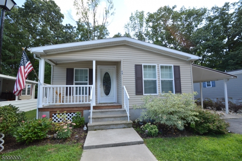 Photo of home for sale at 93 MT PLEASANT AVE, Rockaway Twp. NJ
