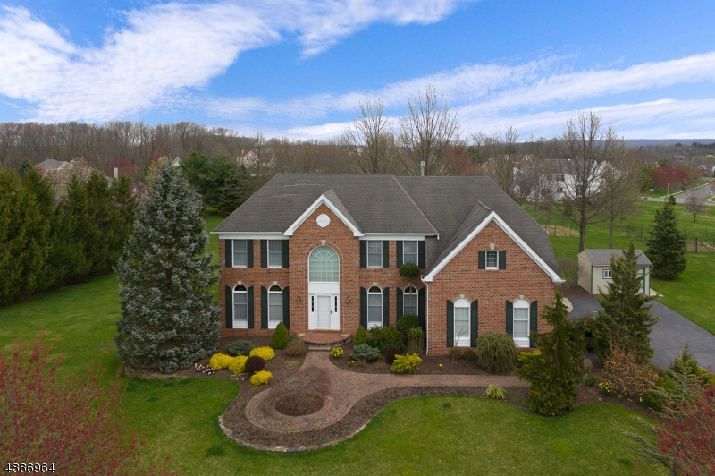 Photo of home for sale at 8 MESSENGER LANE, Raritan Twp. NJ
