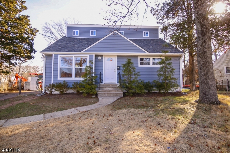 Photo of home for sale at 1444 LINBARGER AVE, Plainfield City NJ