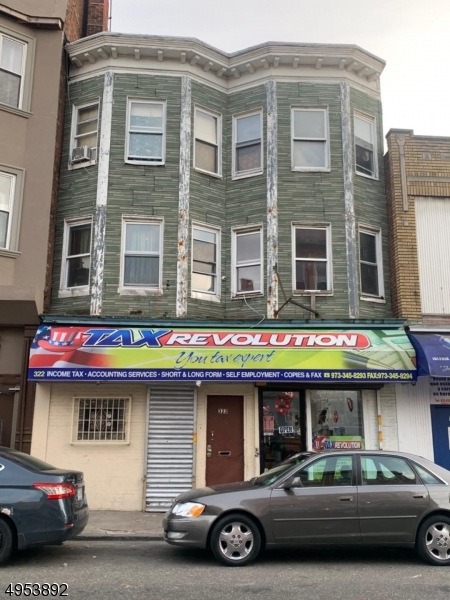 Photo of home for sale at 322 MARKET ST/, Paterson City NJ