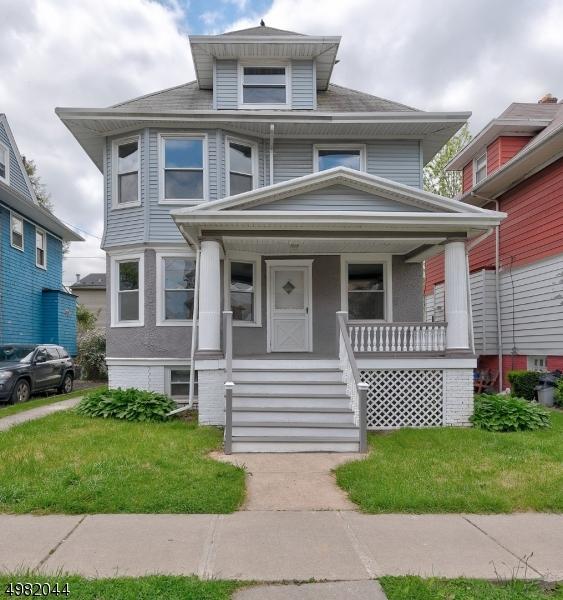 Photo of home for sale at 58 HAMPTON TER, City Of Orange Twp. NJ