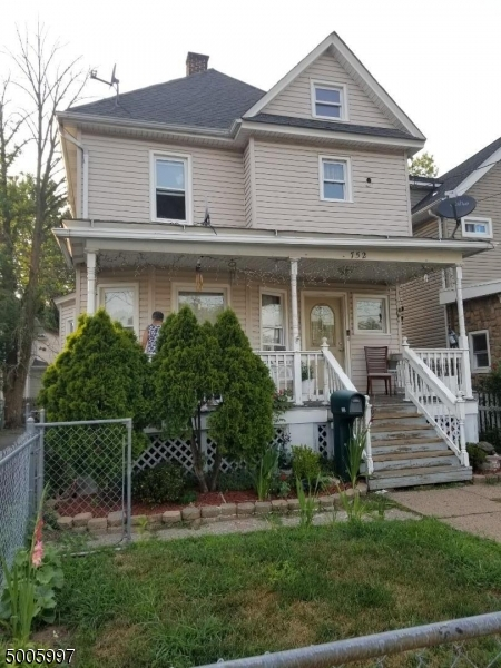Photo of home for sale at 752 W FRONT ST, Plainfield City NJ