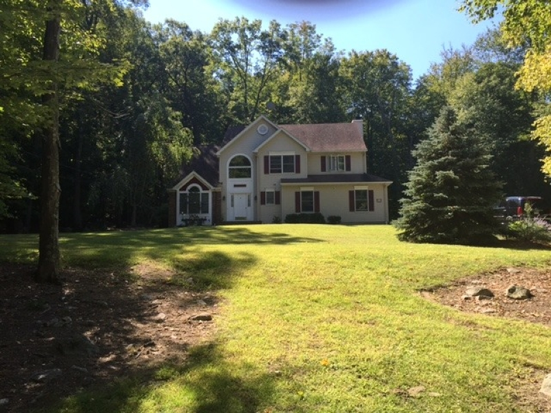 Photo of home for sale at 63 Lee Hill Rd, Byram Twp. NJ