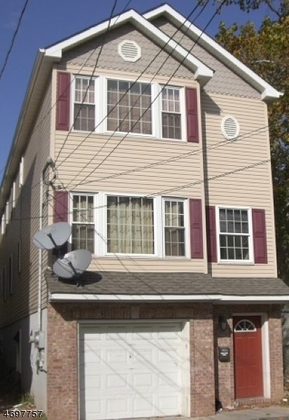 Photo of home for sale at 257 Governor St, Paterson City NJ