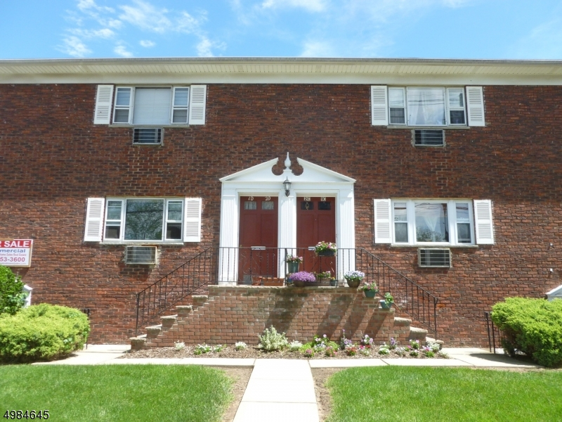 Photo of home for sale at 640 FRANKLIN AVE DB, Nutley Twp. NJ