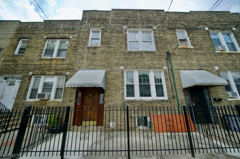 Photo of home for sale at 149 STEVENS AVE, Jersey City NJ