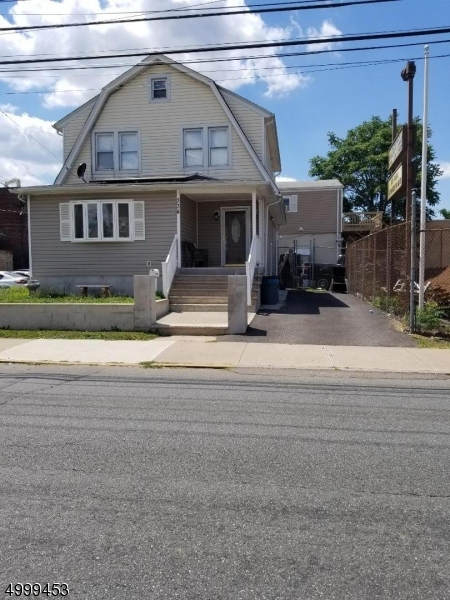 Photo of home for sale in Paterson City NJ