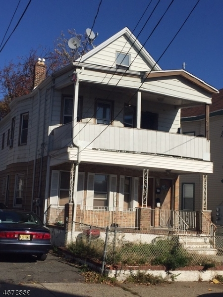 Photo of home for sale at 227 Lawrence Ave, Paterson City NJ