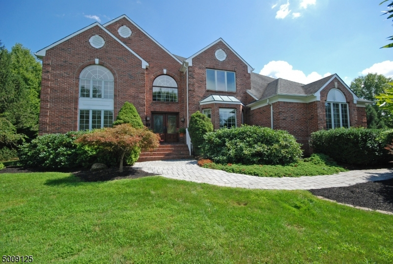 Photo of home for sale at 105 BRIARWOOD DRIVE WEST, Warren Twp. NJ