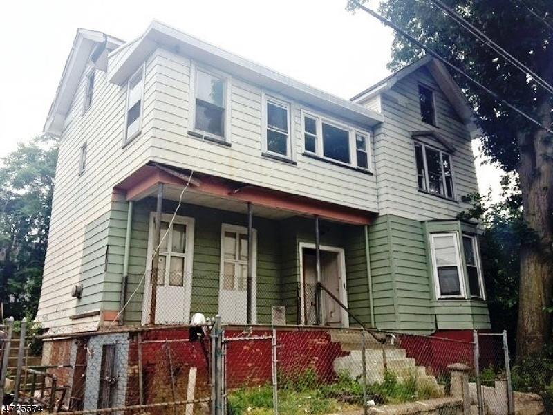 204 HAMILTON AVE Paterson City, NJ 07501 - MLS #: 3398690