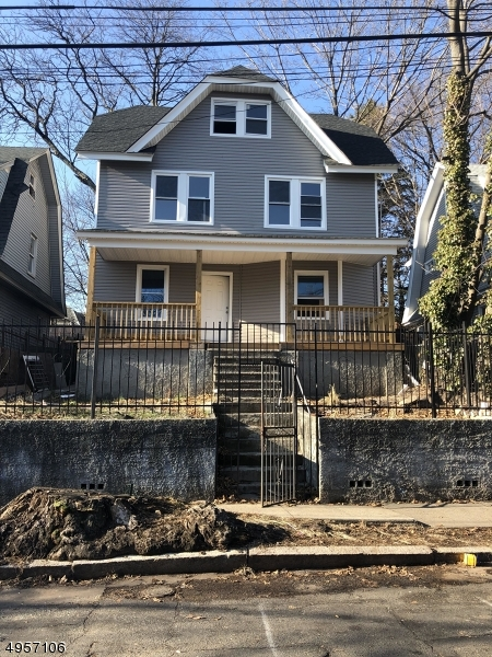 Photo of home for sale at 35 PINE GROVE TER, Newark City NJ