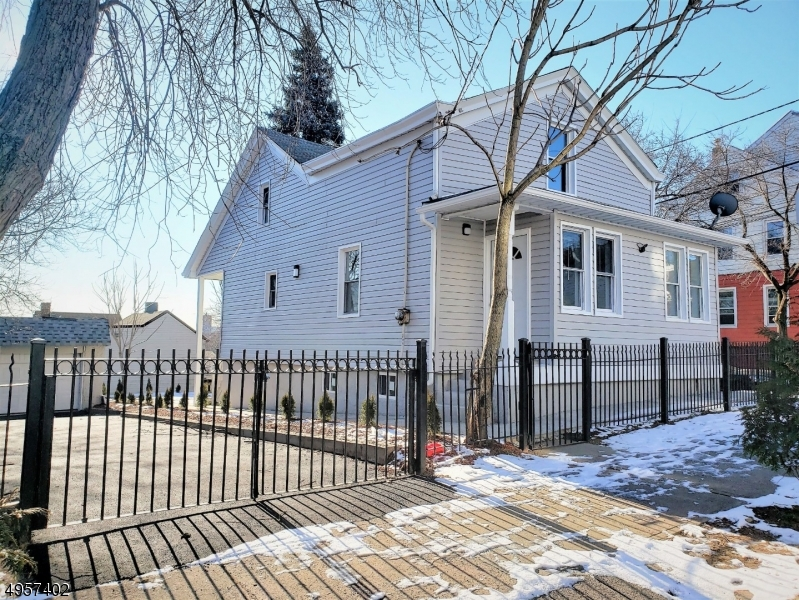 Photo of home for sale at 84 N 5TH ST, Paterson City NJ