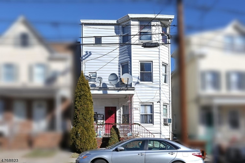 Photo of home for sale at 34 Fenner Ave, Clifton City NJ