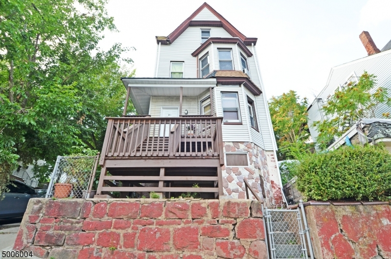 Photo of home for sale at 83 N 4TH ST, Paterson City NJ