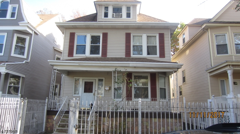 Photo of home for sale at 102 N 22nd St, East Orange City NJ