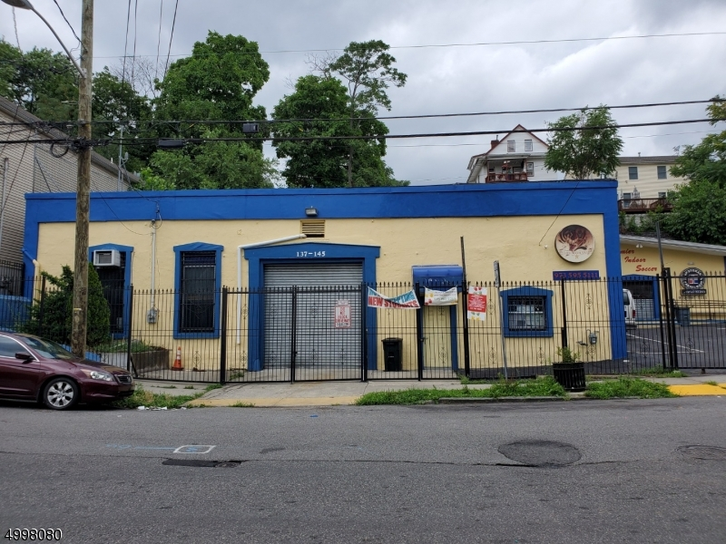 Photo of home for sale at 137 N 3RD ST, Paterson City NJ