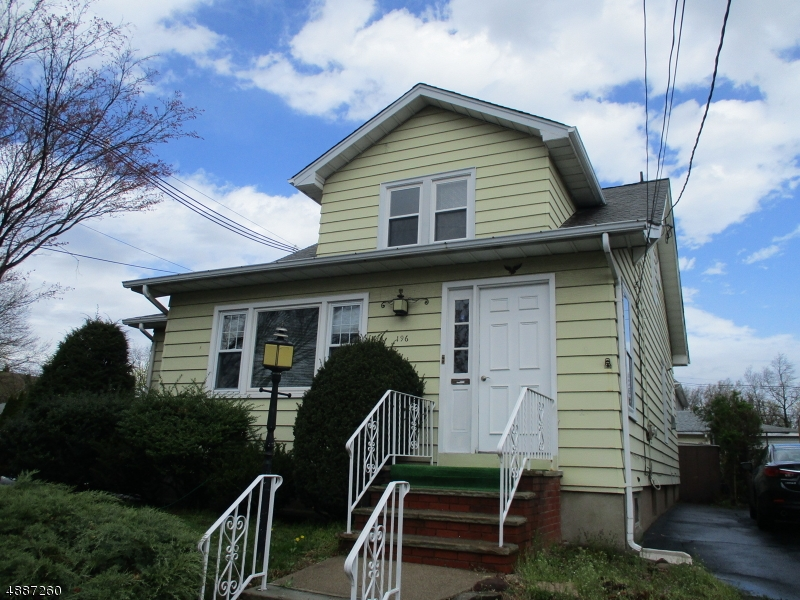 Photo of home for sale at 196 E 6TH ST, Clifton City NJ