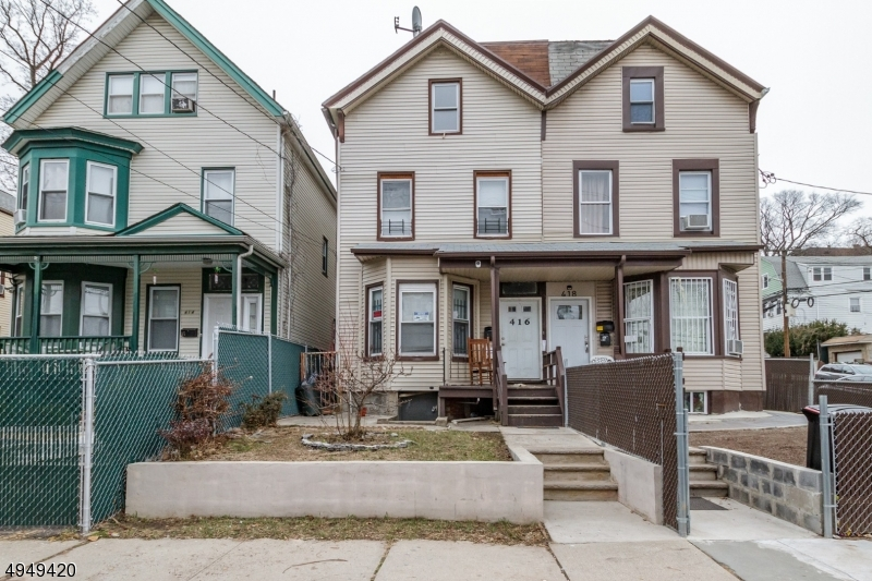 Photo of home for sale at 416 SUMMER AVE, Newark City NJ