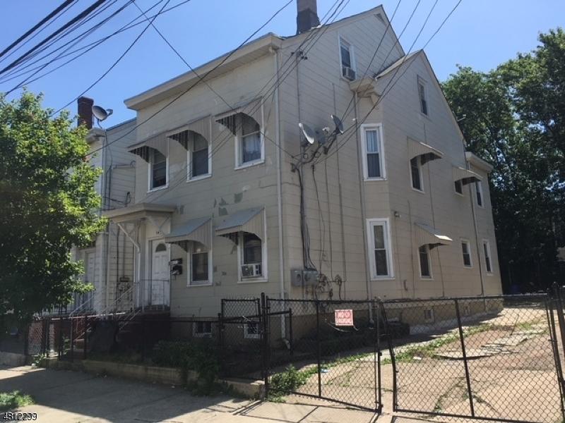 147 BUTLER ST Paterson City, NJ 07524 - MLS #: 3478395