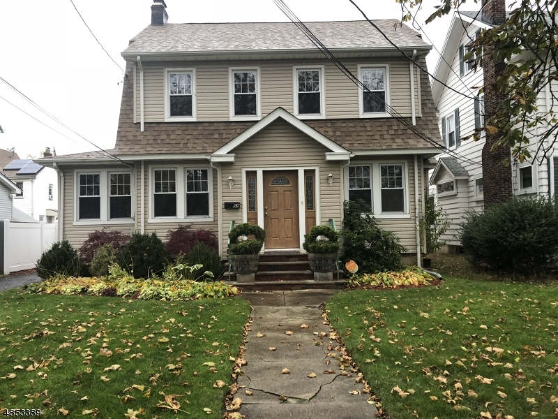 Photo of home for sale at 69 KING ST, Hillside Twp. NJ