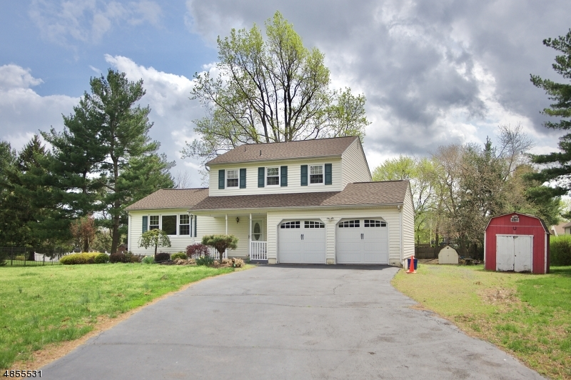 Photo of home for sale at 4 WOODMERE DR, Hillsborough Twp. NJ