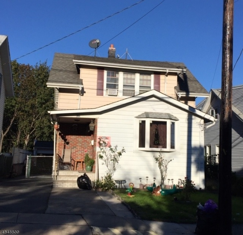 Photo of home for sale at 432 PREAKNESS AVE, Paterson City NJ