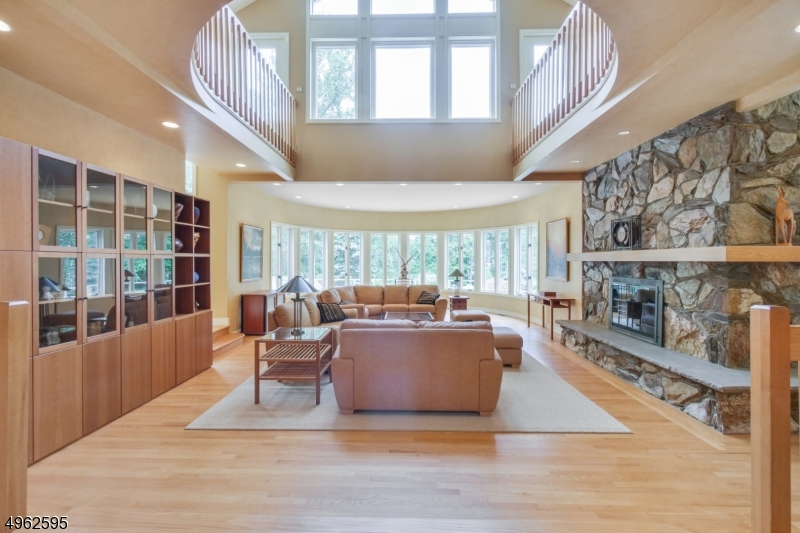 With View  from second floor spacious landing