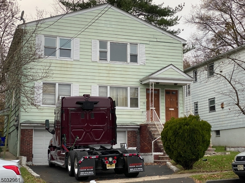 Property for sale at 195 Hillside Ter, Irvington Twp.,  New Jersey 07111